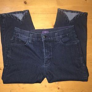 NYDJ Cropped Jeans 6